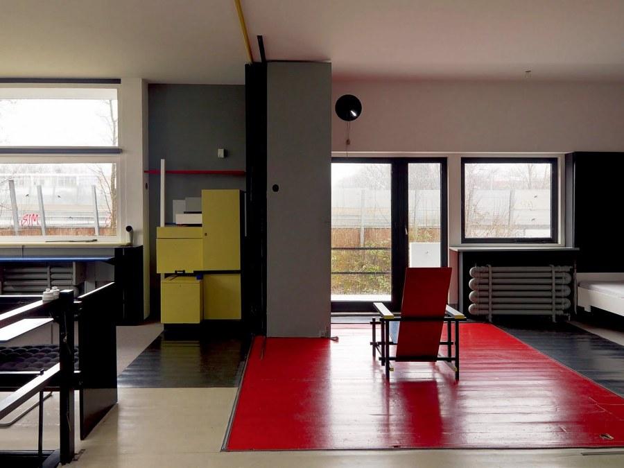Casa Schröder interior