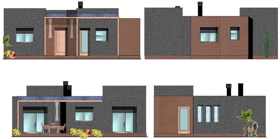 Casa unifamiliar en zamora ideas arquitectos - Arquitectos en zamora ...