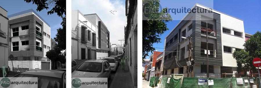 Casa Vázquez. Sevilla.