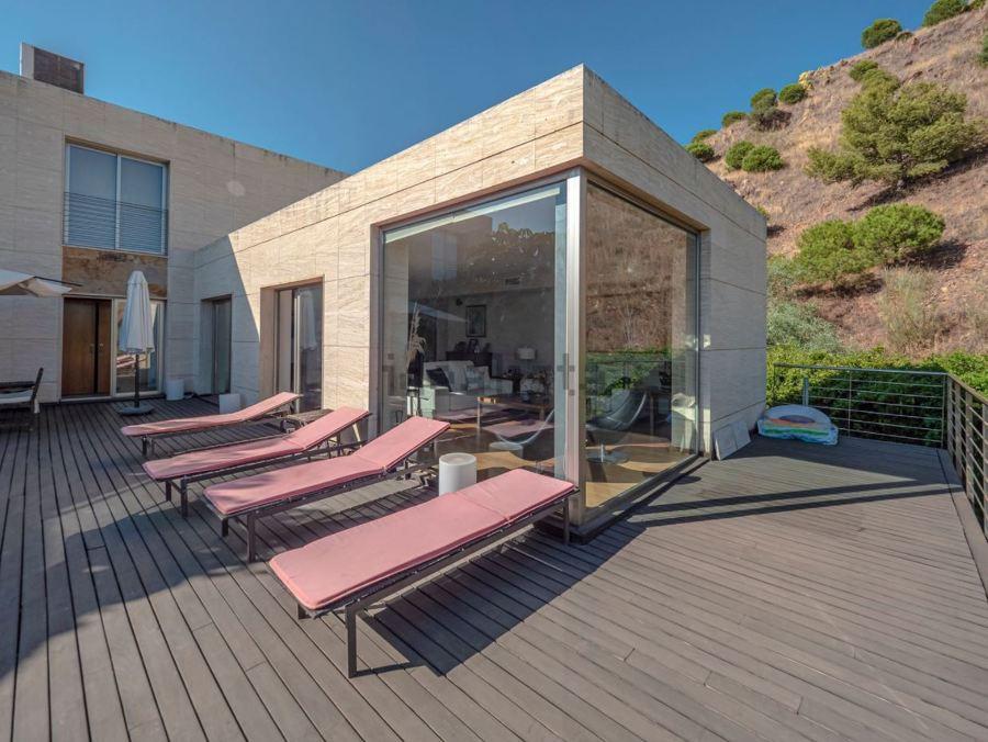 Casa Wilson Terraza