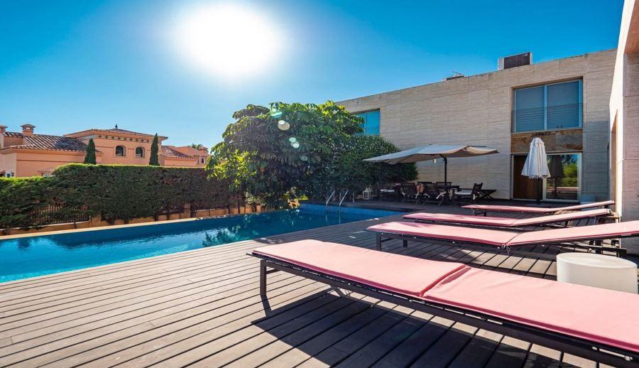 Casa Wilson Terraza Piscina