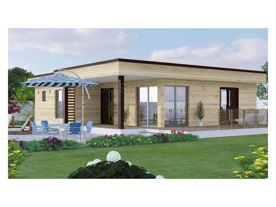 Casas ecol gicas ideas construcci n casas prefabricadas for Casa prefabricadas ecologicas