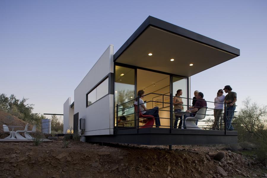 Casas prefabricadas todo lo que tienes que saber ideas - Casas prefabricadas por modulos ...