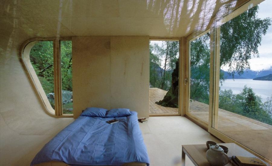 casas prefabricadas para una persona