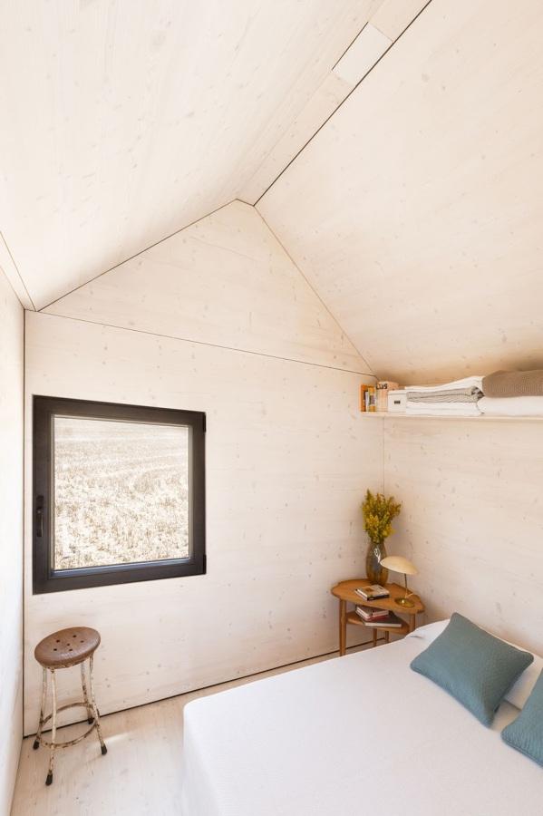 casas prefabricada transportable interior