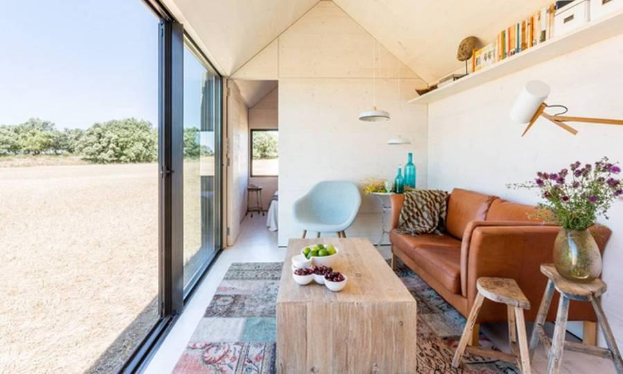 casa prefabricada transportable