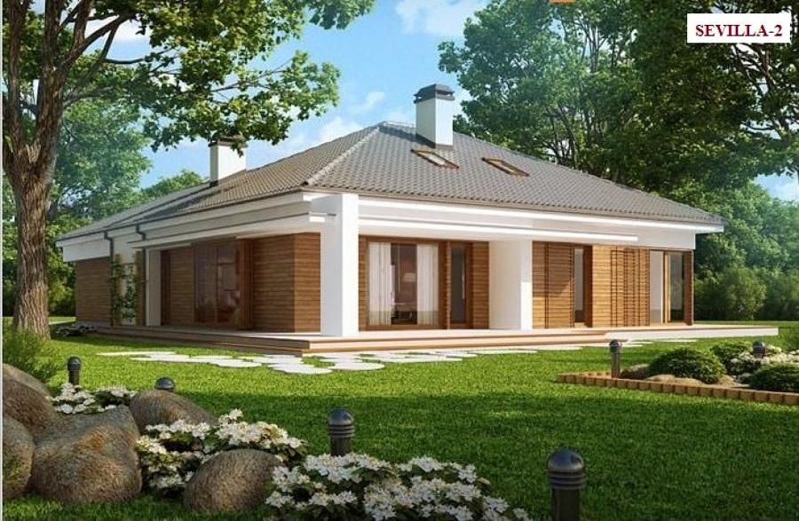 Foto casas sevilla de fhs casas 953210 habitissimo - Casas prefabricadas en zaragoza ...