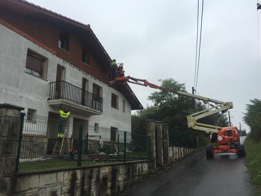 CASERIO ARTXANDA-BILBAO