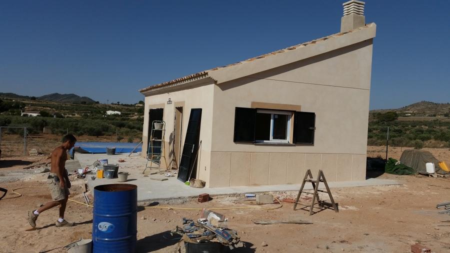 Caseta de campo ideas construcci n casas - Construccion casas de campo ...