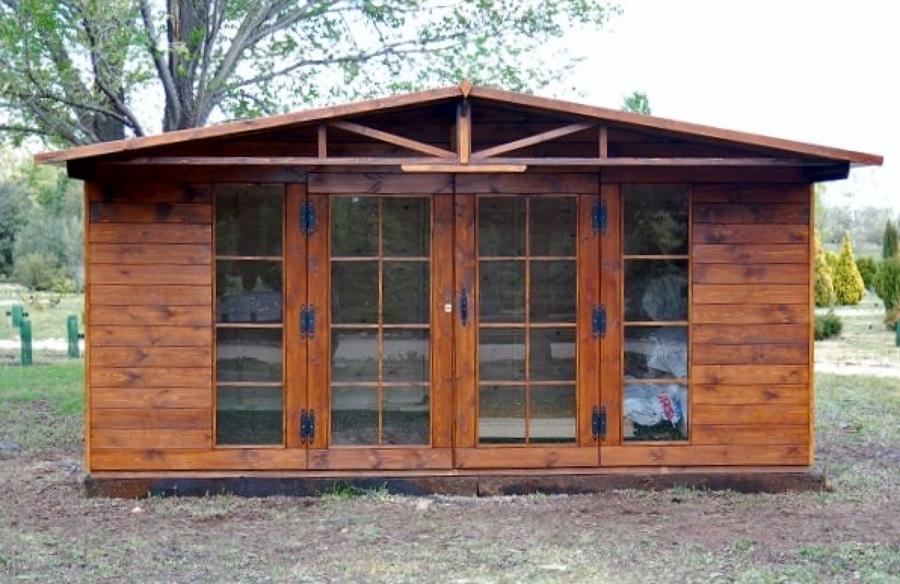 Casetas de madera a medida ideas carpinteros for Casetas de madera para jardin baratas