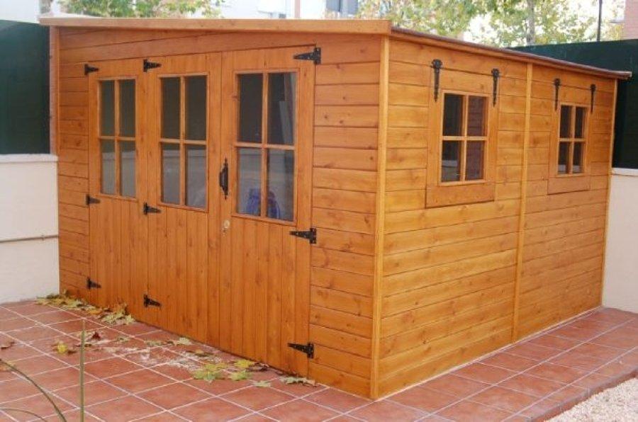 Hacer caseta de madera cmo construir casas de madera - Hacer caseta de madera ...