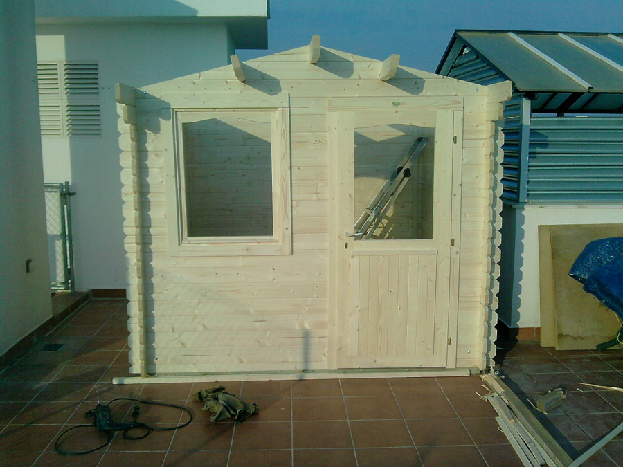 Casetas prefabricadas ideas construcci n casas prefabricadas for Casas y casetas prefabricadas