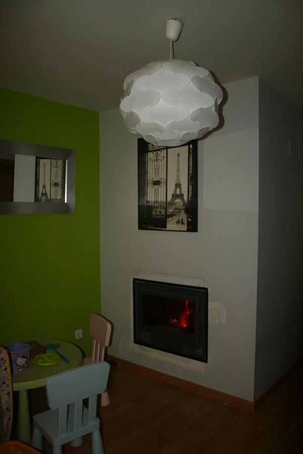 Instalaci n y construcci n de chimenea en pioz - Chimeneas en guadalajara ...