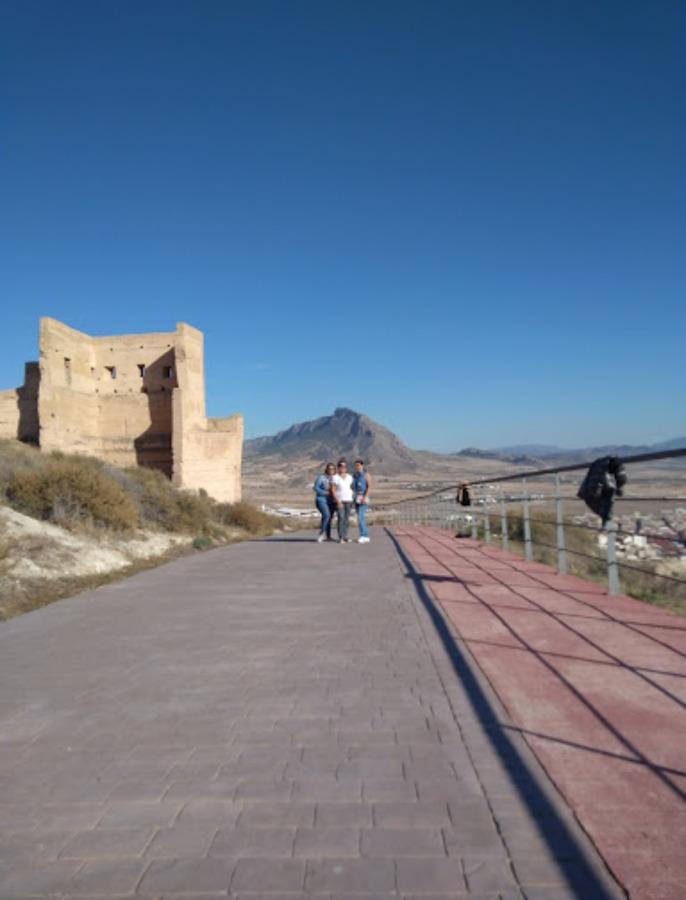 Castillo de Jumilla.