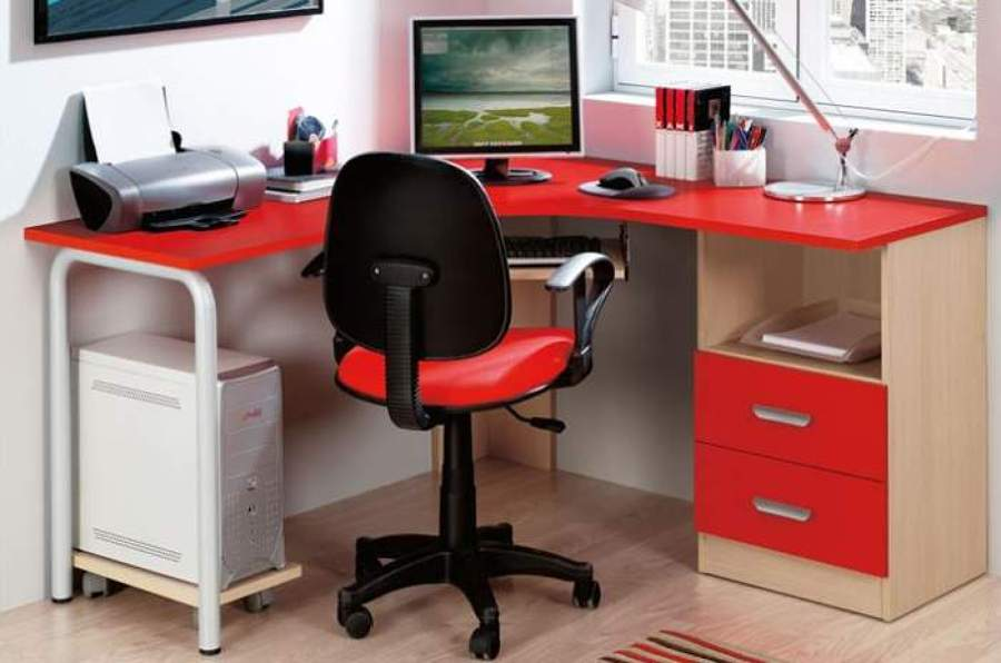 Consejos para elegir la silla del escritorio ideas for Muebles juveniles merkamueble
