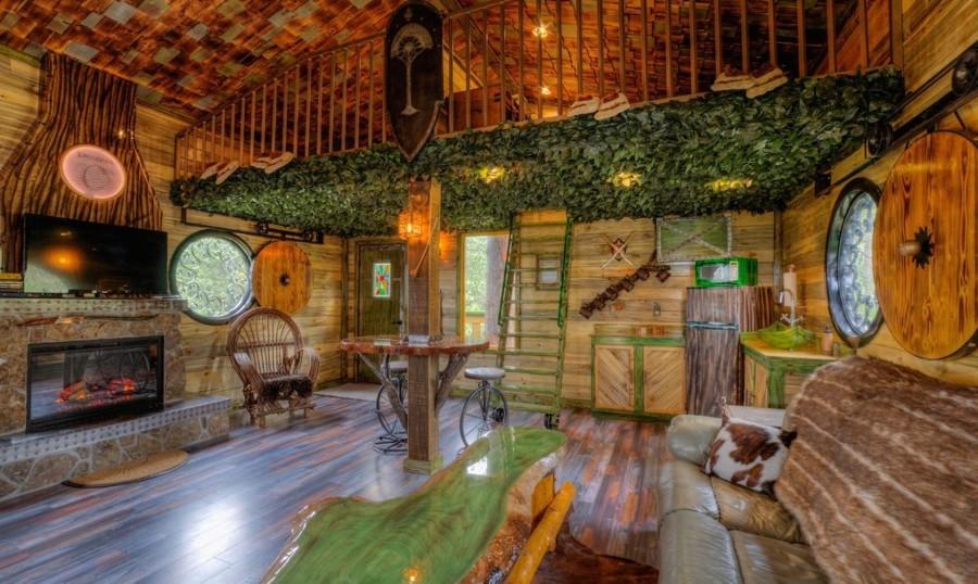 interior casa hobbit