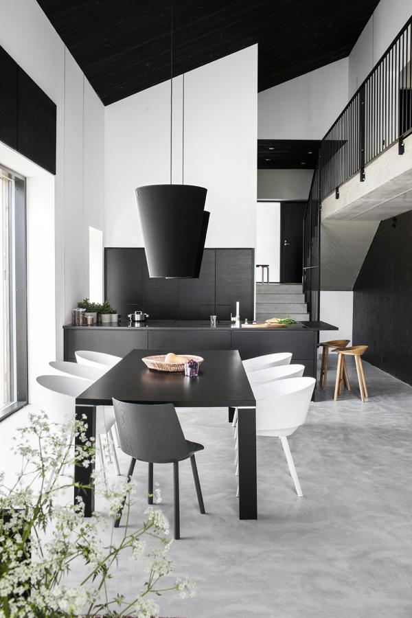 suelo de cemento con tonalidades grises