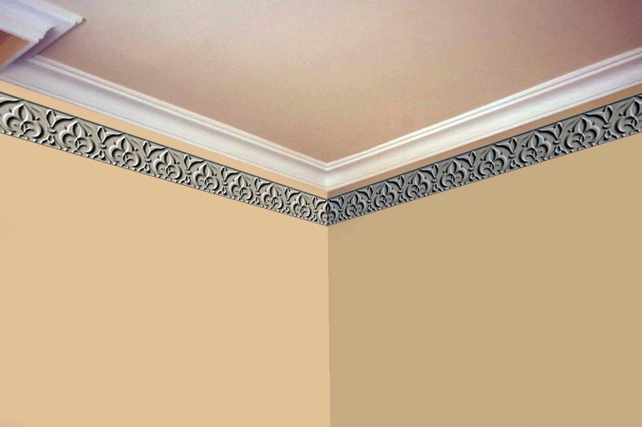 Foto cenefas decorativas de vinilo de andaluciart - Cenefas para pasillos ...