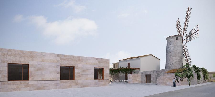 Centro Cultural Es Molí Nou