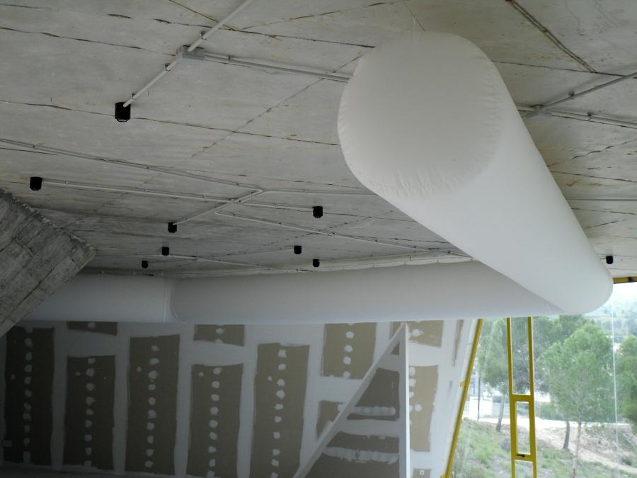 Centro de acogida e interpretación del desfiladero de Almadenes – Cieza