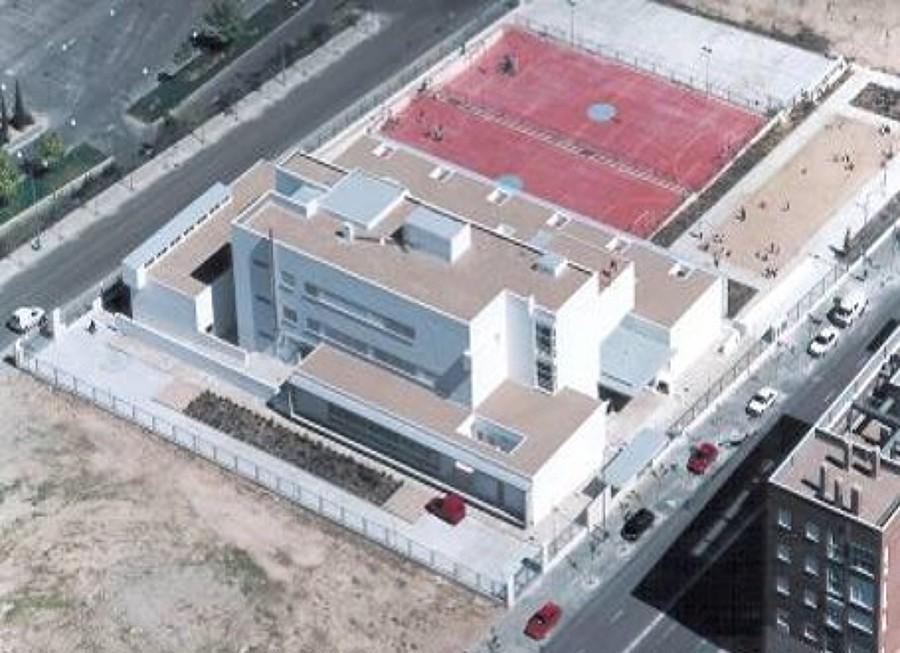 """CENTRO DE EDUCACIÓN  DE INFANTIL Y  PRIMARIA """"EL ESPINILLO""""  (MADRID)"""