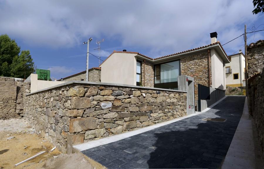 Foto centro de interpretaci n de canteras de piedra - Arquitectos en soria ...