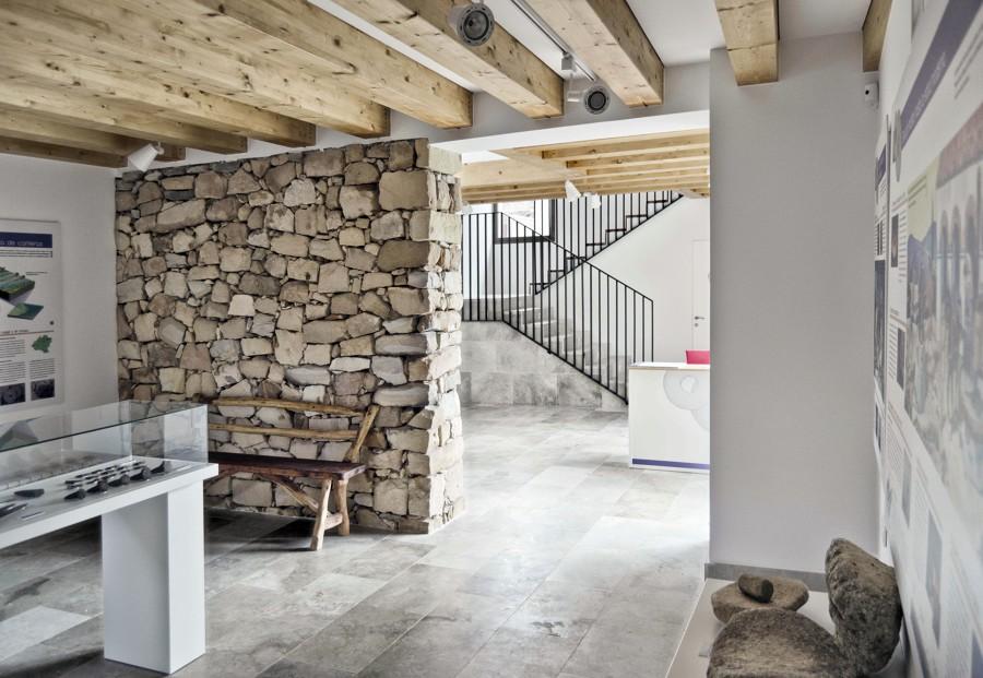 Centro de Interpretación de Canteras de piedra molinera