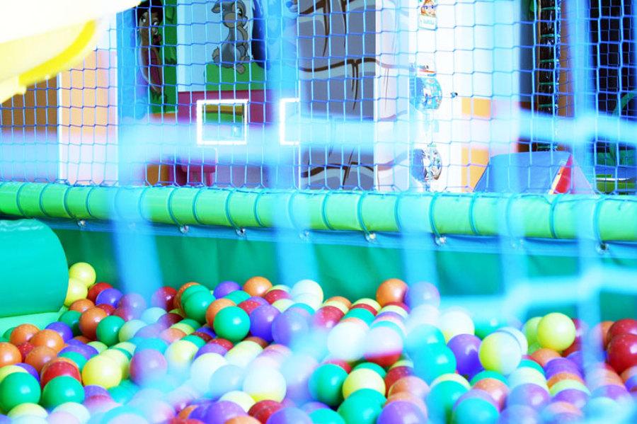 Centro de Ocio infantil y PArque de bolas