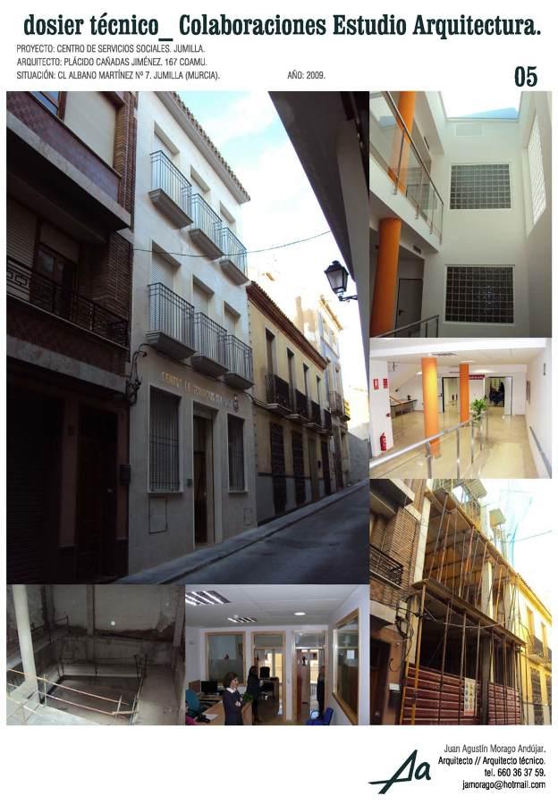 Dosier t cnico en ciudad real ideas arquitectos - Arquitectos ciudad real ...