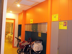 Centro Materno Infantil en Calle Rull, Barcelona
