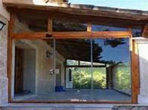 Paola ideas construcci n casas - Como cerrar un porche ...