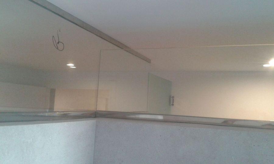 Puertas De Baño Templadas:Cerramiento Baño Puertas Templadas y Fijos Superiores ( Valencia