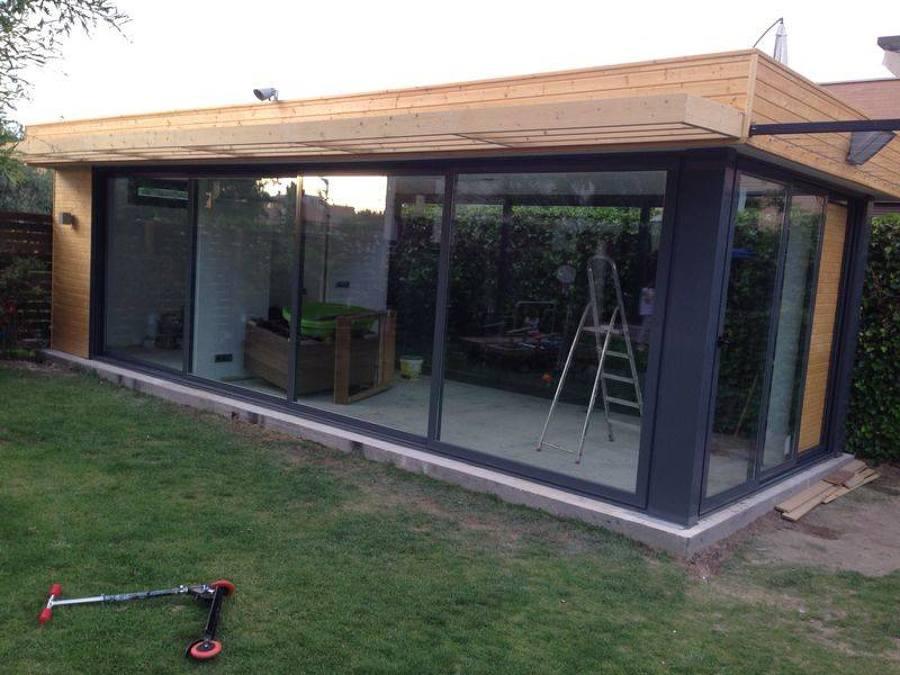 Cerramiento de tico de aluminio ideas carpinter a aluminio - Cerramientos de aticos ...