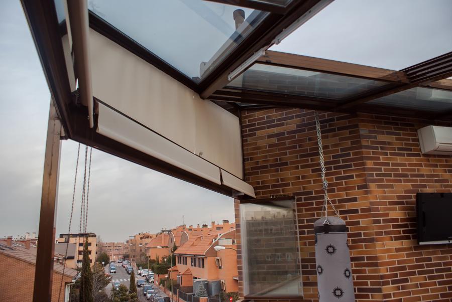 Cerramiento de aluminio - Bahía de Santander