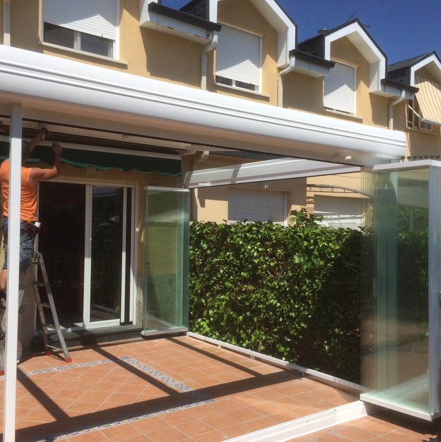 Foto cerramiento de patio de romivic sl 1079229 - Cerramiento de patios ...