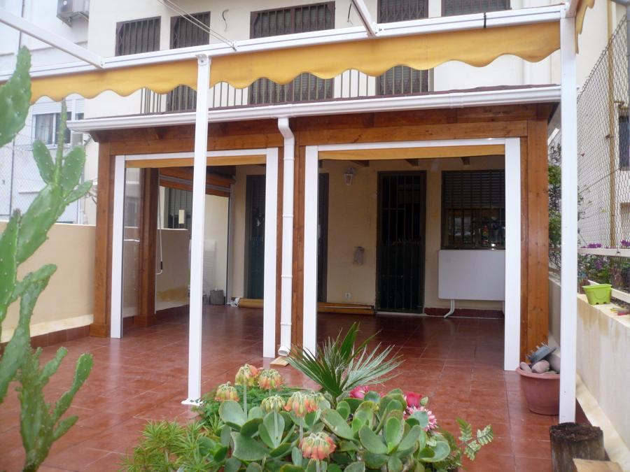Cerramiento de terraza en tico ideas reformas viviendas for Viviendas para terrazas