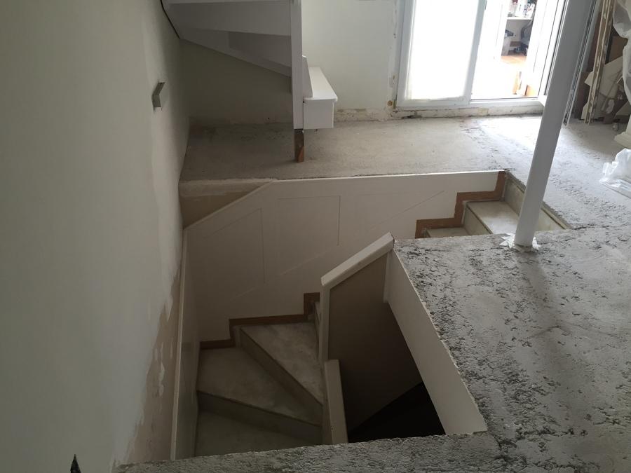 Foto cerramiento escalera de futuro del aluminio s l - Cerramientos de escaleras ...