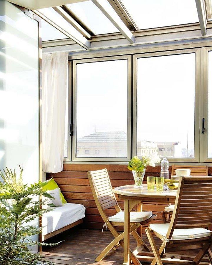 7 preguntas que debes hacerte antes de cerrar un balc n o - Ideas para cerrar una terraza ...