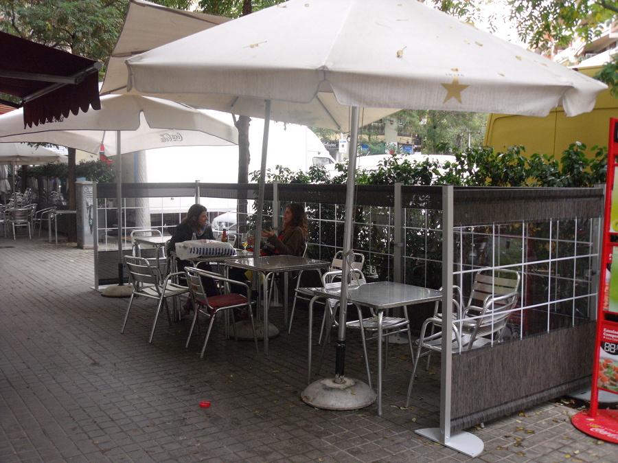 Cerramiento Terraza de Restaurante o Bar