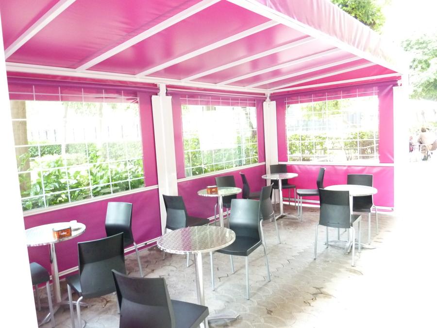 Cerramiento de terraza ideas licencias for Cerramiento terraza sin licencia