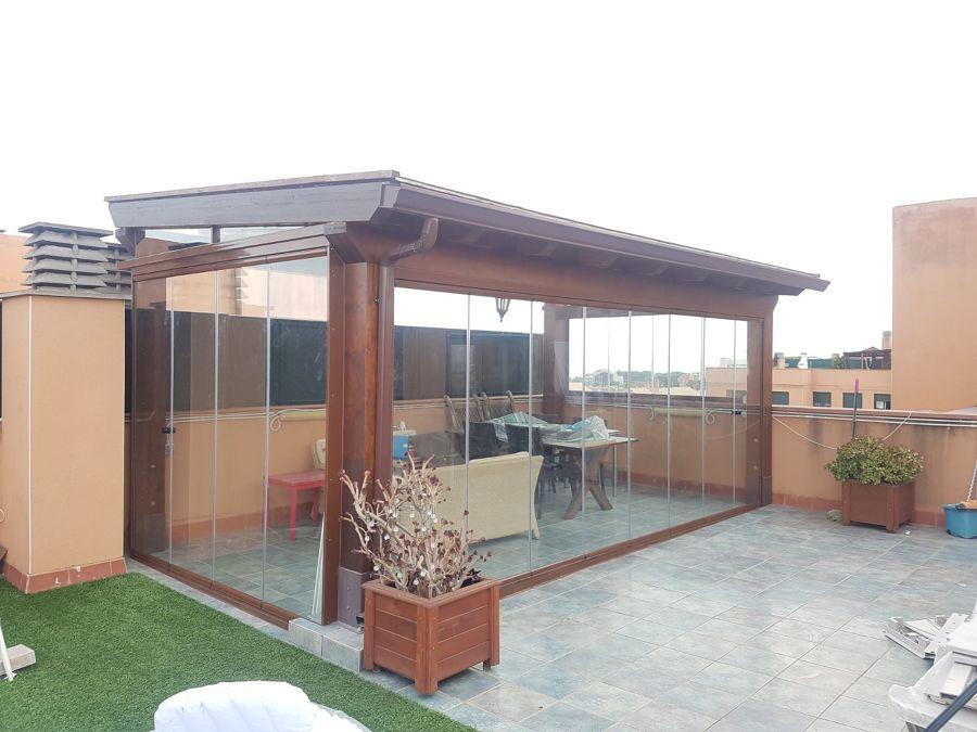 Cerramiento Terraza y Carpinteria Aluminio