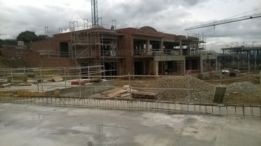 Cerramiento Villa en Cortesín