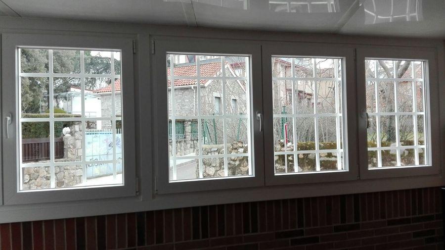 Cerramiento Vista Interior