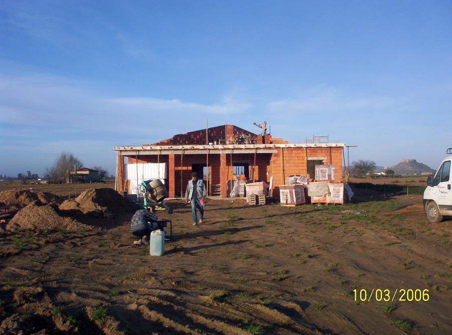Casa de campo con piscina ideas construcci n casas - Construccion casas de campo ...