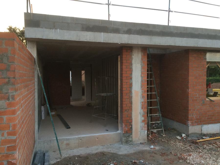 Foto cerramientos de fachada de constru llars anoia - Cerramientos de fachadas ...