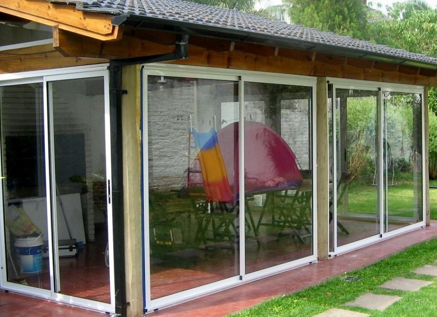 Cerramientos de galerias y terrazas ideas carpinter a - Cerramiento de galerias ...