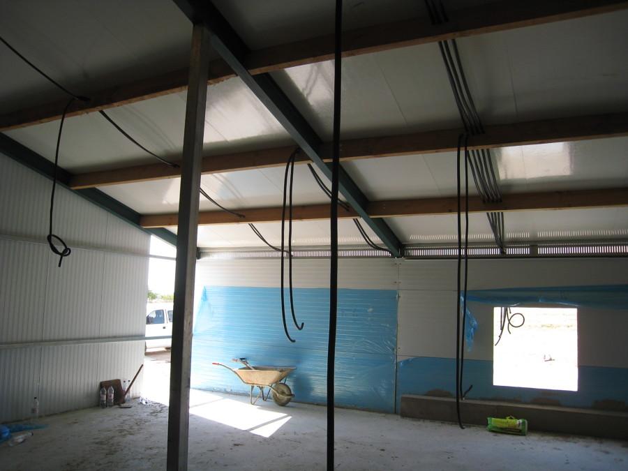 Cerramientos e instalaciones