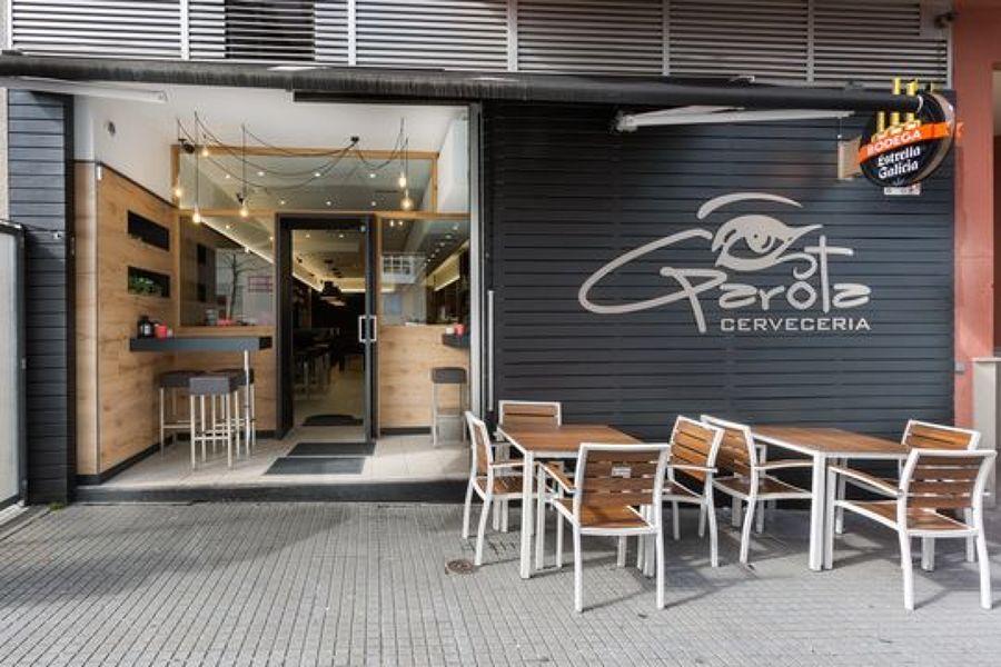 Cerveceria Garota - Coruña - estado actual