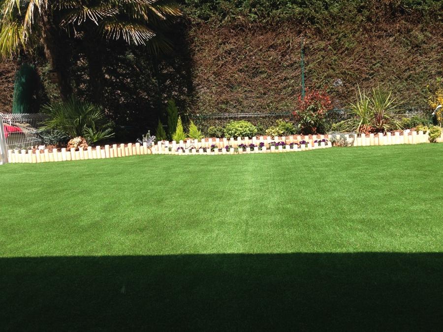 Foto cesped artificial jardineria de allgrass superficies - Cesped artificial jardineria ...