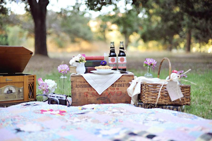 ideas para organizar un d a de picnic perfecto ideas decoradores. Black Bedroom Furniture Sets. Home Design Ideas